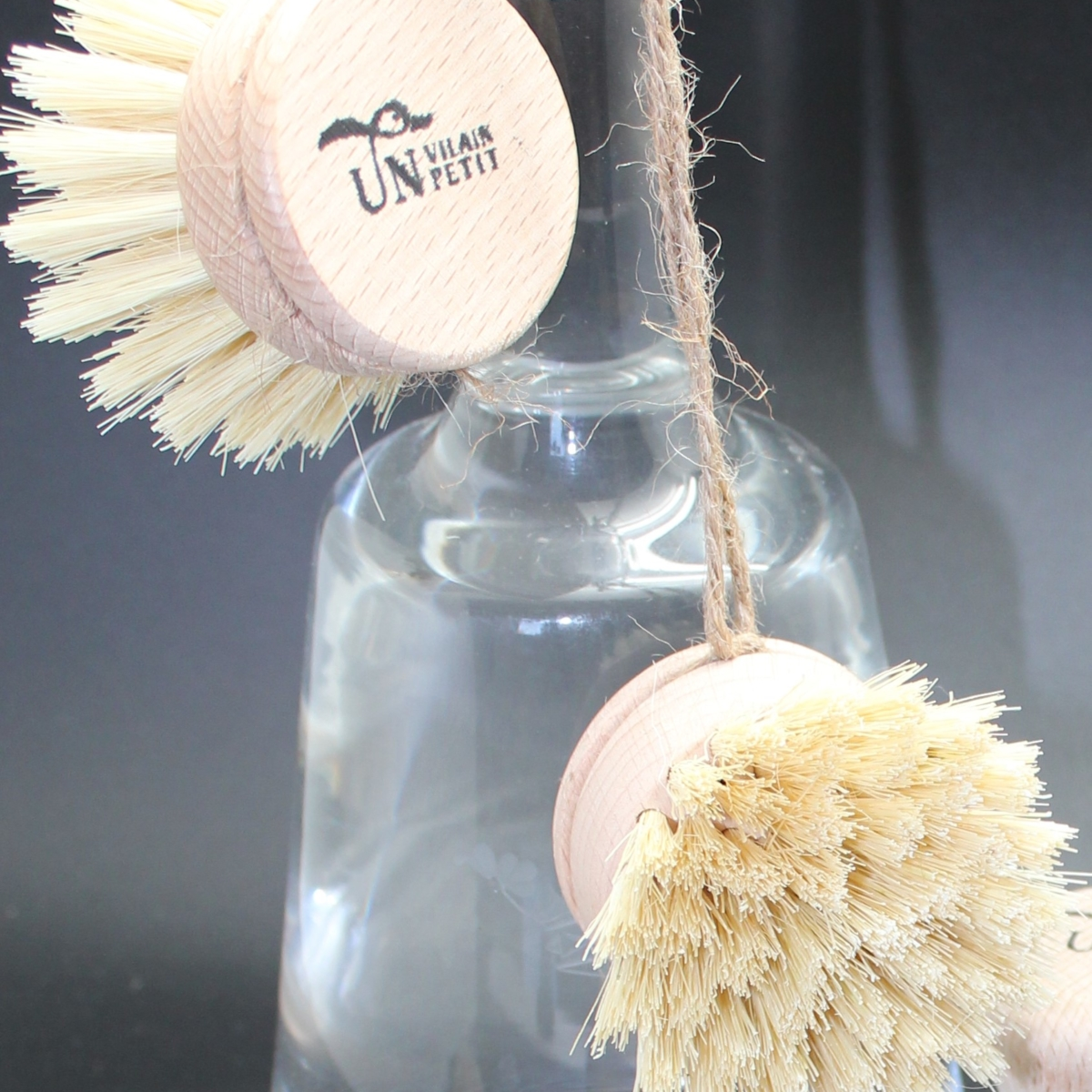 brosse fibre
