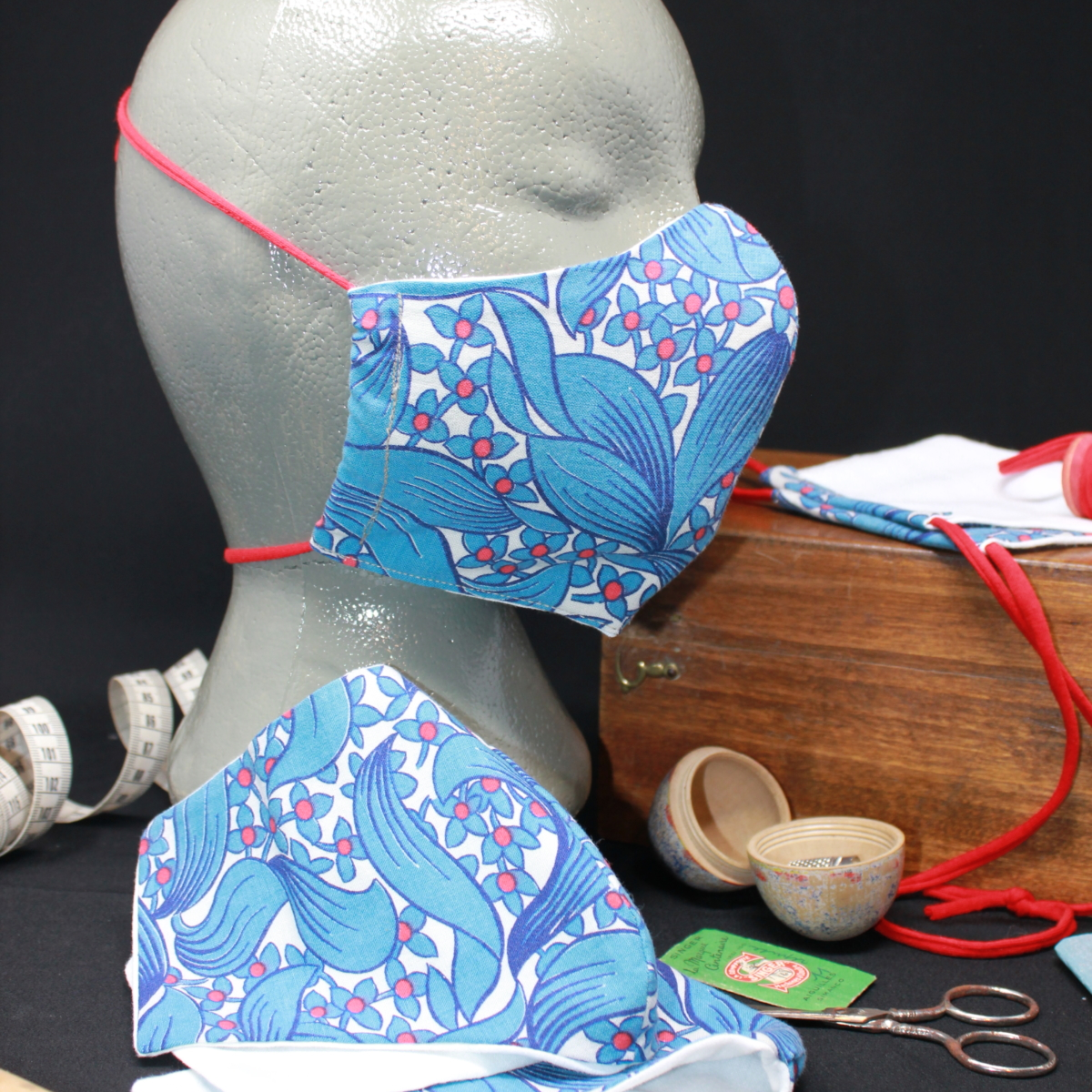 Masque en tissu made in France